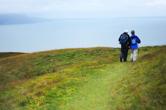 Walkers on the Great Orme MLP 0065